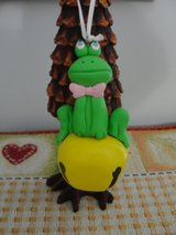 """ADORABLE """"FROG BELL"""" CHRISTMAS OR EASTER ORNAMENT in Camp Lejeune, North Carolina"""