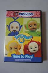 PBS Kids Teletubbies 10 Time To Play DVD Movie in Chicago, Illinois