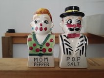 Mom & Pop salt and pepper shakers in Plainfield, Illinois