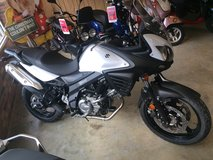 NEW SUZUKI 650 V-STROM in Wilmington, North Carolina