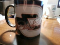 Dale Earnhardt coffee cup in Lawton, Oklahoma