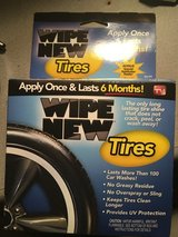 Wipe New for tires in Clarksville, Tennessee