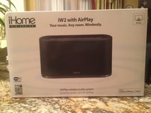 iHome iW2 with AirPlay Wireless Audio Speaker in Lockport, Illinois