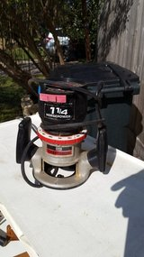 Craftsman Router in Kingwood, Texas