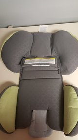 Infant carseat head and body support in Joliet, Illinois