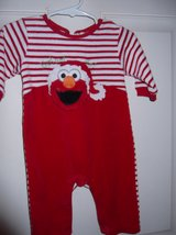 ELMO VELVETY OUTFIT in Cherry Point, North Carolina