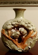 Love Birds Candle Holder in Bolingbrook, Illinois