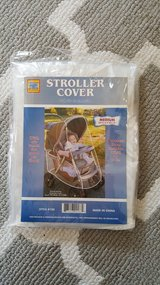 Stroller plastic cover in Aurora, Illinois
