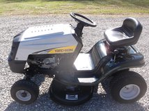 Yard Man riding mower in Fort Knox, Kentucky