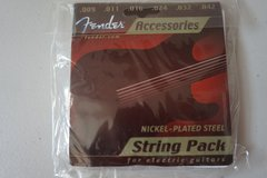 Fender Guitar Strings in Lockport, Illinois