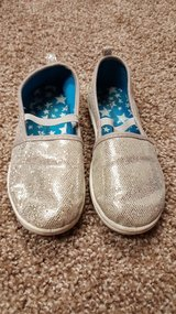 Silver sparkly shoes in Joliet, Illinois