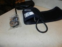 Blood Pressure cuff with case in Oswego, Illinois