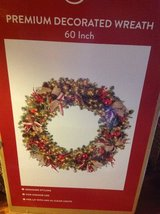 5 feet tall Holiday premium decorated Wreath in Fort Knox, Kentucky
