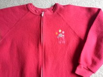 Size 8 Girls Fleece Footed PJs Carters also fits 8plus in Bolingbrook, Illinois