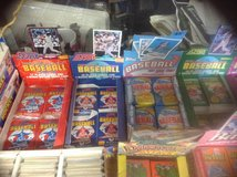 Easter Basket Stuffers for the Baseball Fan, 25 year old cards! in Camp Lejeune, North Carolina