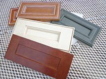 Wood Drawer Fronts in Chicago, Illinois