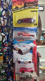 matchbox cars in Yucca Valley, California