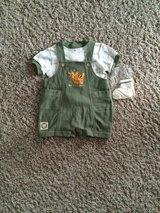 Boys 3-6 month Safari Outfit-NWT in Lockport, Illinois