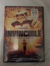 NIP Invincible dvd in Camp Lejeune, North Carolina
