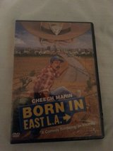 NIP Born in East L.A. dvd in Camp Lejeune, North Carolina