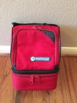 ***Red Double Lunch Tote*** in Houston, Texas