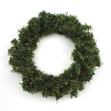"CANADIAN PINE XMAS WREATH: NEW 7"" artificial in Chicago, Illinois"