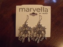 ***BRAND NEW***Marvella Silver Chandelier Earrings*** in Kingwood, Texas