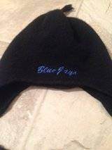 BLUE JAYS BLACK WINTER HAT in Fort Riley, Kansas