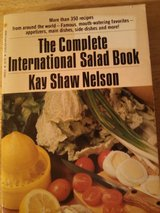 Complete international salad book in Spring, Texas