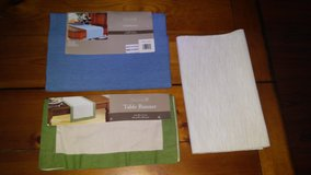 table runners - New in The Woodlands, Texas