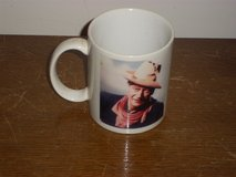 John Wayne Coffee Mug in Fort Campbell, Kentucky