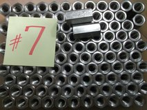 NEW 12mm STAINLESS LONG HEX NUTS (110 PIECES) in Okinawa, Japan