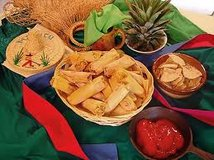 TAMALES in Yucca Valley, California
