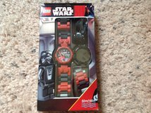 LEGO Star Wars Darth Vader Watch in Camp Lejeune, North Carolina
