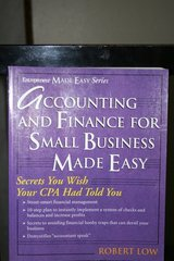 Accounting and Finance For Small Business in Livingston, Texas