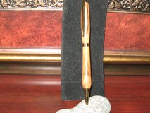 Pen Jerusalem Olive Wood.. Hand crafted   (slim line twist action ) in Hopkinsville, Kentucky