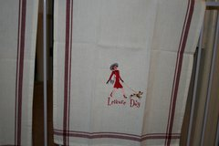 Retro Kitchen Towels in Livingston, Texas