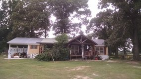 3 bedroom and 2 bath double wide with a metal roof build over it has carport n porches on front ... in Leesville, Louisiana