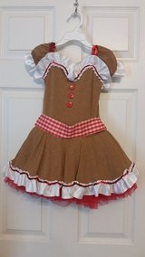 Cute Gingerbread Girl Costume in Fort Campbell, Kentucky