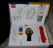 Lego 'Two by Two' watch in Houston, Texas