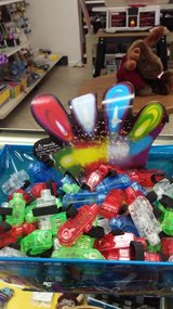 Fun Light up stuff in Yucca Valley, California