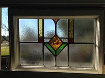 Leaded Stain Glass Window in Cherry Point, North Carolina