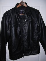 FAUX LEATHER JACKET in Cherry Point, North Carolina