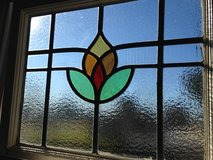 20% OFF ALL Antique English Leaded Stain Glass Windows in Cherry Point, North Carolina