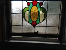 20% OFF ALL Antique Large English Leaded Stain Glass Windows in Cherry Point, North Carolina