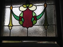 50% OFF ALL Antique Large English Leaded Stain Glass Windows in Cherry Point, North Carolina