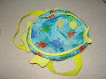 CUTE FISH SMALL BACKPACK FOR POOL OR BEACH in Camp Lejeune, North Carolina