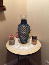 glass vase from Pier one in Fairfield, California