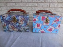 Pair Jewelry or Makeup Cases in Bartlett, Illinois