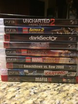 PS3 Games-Reduced in Colorado Springs, Colorado
